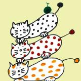 ネコ3姉妹