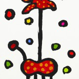 Haapy Life of the Red Giraffe