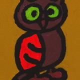 Owl is Walking